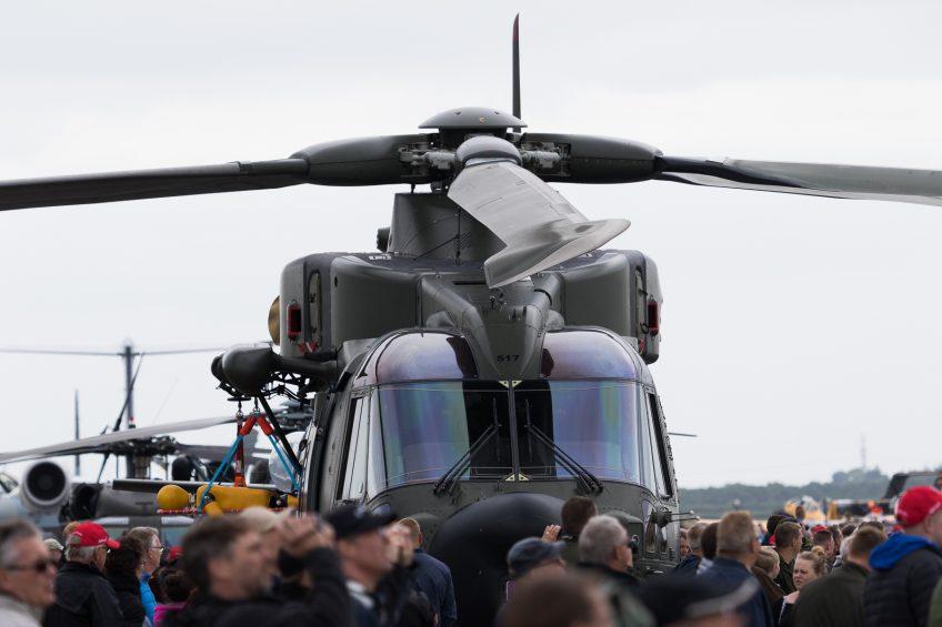 Danish Airshow 2016 i Skrydstrup