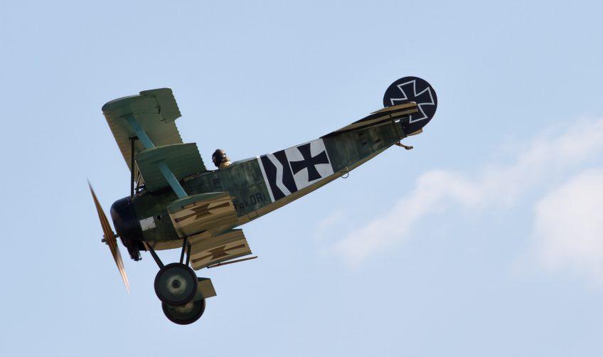 Stauning flyshow