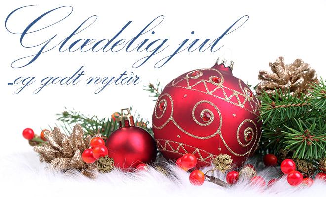 December 2016 – Jul og nytår