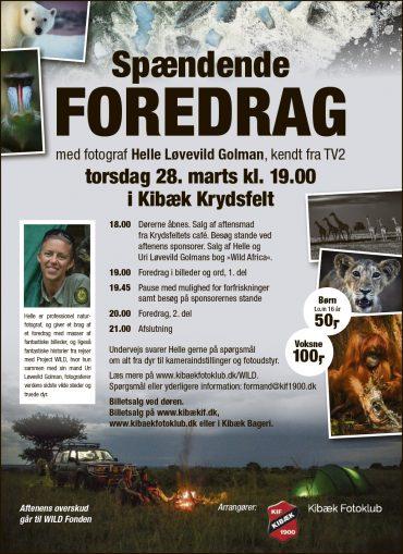 Helle Løvevild Golman i Ugeposten
