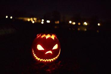 Halloween på Den Gamle Mølle i Kibæk