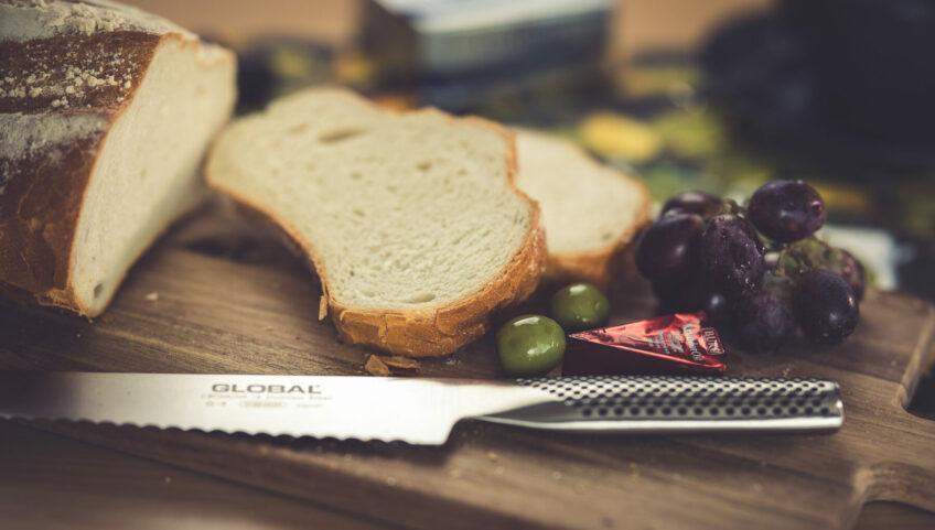 Spis brød til; Masser af bagerbrød
